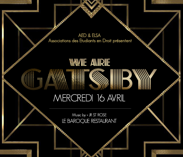 We are Gatsby